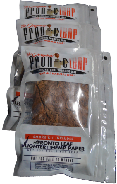 The Original Fronto Leaf, Trifecta Bi-Pack Fronto Leaf Kit